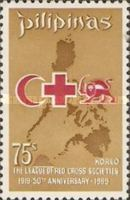[The 50th Anniversary of League of Red Cross Societies, Typ ADL3]
