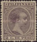[King Alfonso XIII - New Values and/or Colours, Typ AE11]
