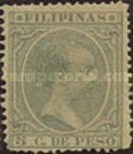 [King Alfonso XIII - New Values and/or Colours, Typ AE13]