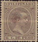 [King Alfonso XIII - New Values and/or Colours, Typ AE15]