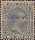 [King Alfonso XIII - New Values and/or Colours, Typ AE16]