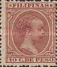 [King Alfonso XIII - New Values and/or Colours, Typ AE17]