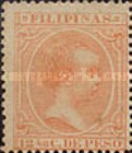 [King Alfonso XIII - New Values and/or Colours, Typ AE18]