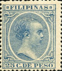 [King Alfonso XIII - New Values and/or Colours, Typ AE21]