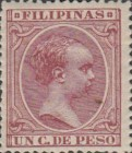 [King Alfonso XIII - New Colors & Values, type AE37]