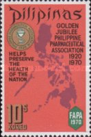 [The 50th Anniversary of Philippine Pharmaceutical Association, Typ AFE1]