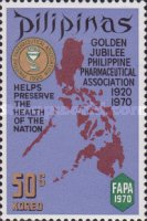[The 50th Anniversary of Philippine Pharmaceutical Association, type AFE2]