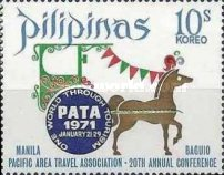 [The 20th PATA Conference and Workshop, Manila, Typ AFJ2]