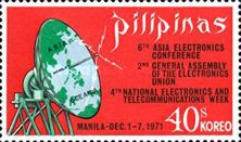 [The 6th Asian Electronics Conference, Manila (1971) and Related Events, Typ AGT2]