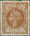 [King Alfonso XIII - New Design & Values, Typ AH]