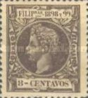 [King Alfonso XIII - New Design & Values, Typ AH11]