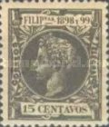 [King Alfonso XIII - New Design & Values, Typ AH13]