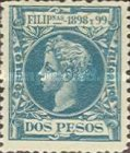 [King Alfonso XIII - New Design & Values, Typ AH19]