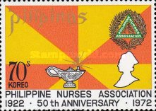 [The 50th Anniversary of Philippine Nurses Assocation, Typ AIB3]