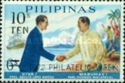 [Philatelic Week - Issues of 1963 and 1965 Overprinted