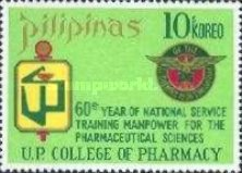 [The 60th Anniversary of National Training for Pharmaceutical Sciences, University of the Philippines, type AIO2]