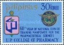 [The 60th Anniversary of National Training for Pharmaceutical Sciences, University of the Philippines, type AIO3]