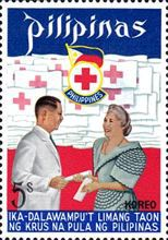 [The 25th Anniversary of Philippines Red Cross, Typ AIQ1]