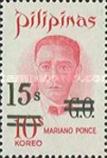 [Various Stamps Surcharged, Typ AIY]