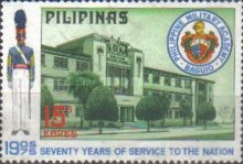 [The 70th Anniversary of Philippine Military Academy, Typ AKI1]