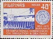 [The 25th Anniversary of International Irrigation and Drainage Commission, Typ AKY1]