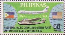 [The 40th Anniversary of First Trans-Pacific China Clipper Airmail Flight - San Francisco-Manila, Typ ALD1]