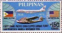[The 40th Anniversary of First Trans-Pacific China Clipper Airmail Flight - San Francisco-Manila, Typ ALD2]