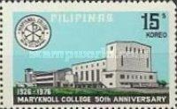 [The 50th Anniversary of Maryknoll College, type ALS1]