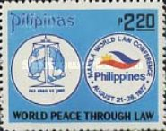 [World Law Conference, Manila, Typ AMK]