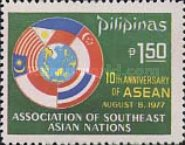 [The 10th Anniversary of Association of South East Asian Nationals (A.S.E.A.N.), Typ AML]