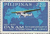 [The 50th Anniversary of 1st Pan-Am International Air Service, Typ AMQ]