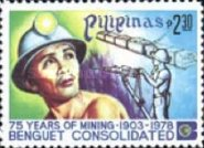 [The 75th Anniversary of Benguet Consolidated Mining Company, Typ AMU]