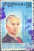 [The 100th Anniversary of Manuel L. Quezon (Former President), 1878-1944, Typ AMV2]