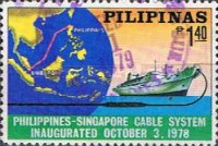[Inauguration of Philippines–Singapore Submarine Cable, Typ AMY]