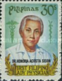 [Dr. Honoria Acosta Sison (First Filipino Woman Physician) Commemoration, Typ ANI]