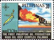 [The 1st Oil Production - Nido Complex, Palawan, Philippines, Typ ANU1]