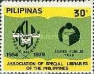 [The 25th Anniversary of Association of Special Libraries of the Philippines, type AOA1]