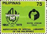 [The 25th Anniversary of Association of Special Libraries of the Philippines, Typ AOA2]