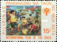 [International Year of the Child - Paintings by Rod Dayao, Typ APA]
