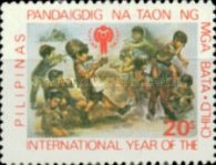 [International Year of the Child - Paintings by Rod Dayao, type APB]