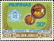 [The 50th Anniversary of Philippine Numismatic and Antiquarian Society, type APG]