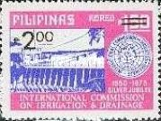 [Issue of 1975 Surcharged, Typ EAK2]