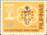 [The 11th Southeast Asian Games - Manila, Philippines, Typ EBC]