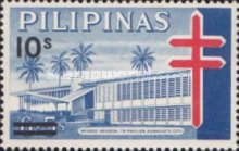 [Previous Stamp Surcharged, Typ EBW]