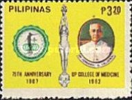 [The 75th Anniversary of College of Medicine, University of the Philippines, Typ ECI]