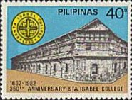 [The 350th Anniversary of St. Isabel College, Typ ECS1]
