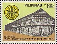 [The 350th Anniversary of St. Isabel College, Typ ECS2]