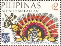 [The 43rd World Congress of Skal Clubs, Manila, Typ ECV]