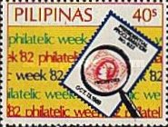 [Philatelic Week, Typ EDD1]