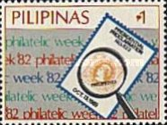 [Philatelic Week, Typ EDD2]